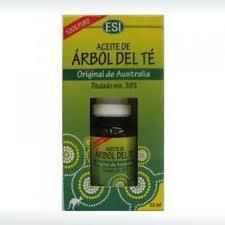 aceite de arbol del te
