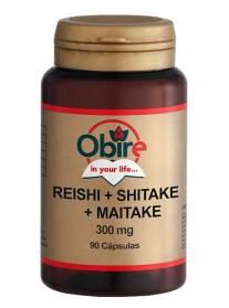 reishi+shiitake+maitake